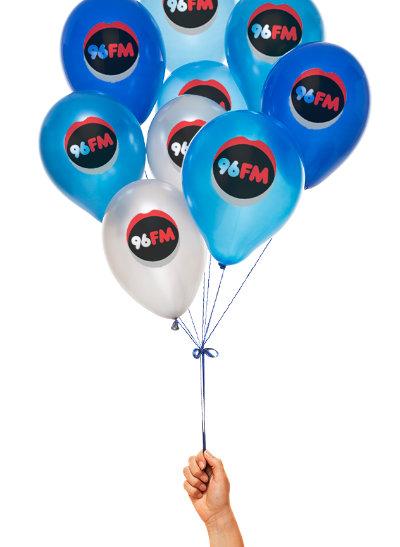 98FM Custom Balloons
