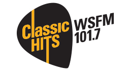 WSFM 101.7 Classic Hits Custom Temporary Tattoo