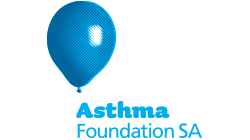 Asthma Foundation SA Custom Temporary Tattoo