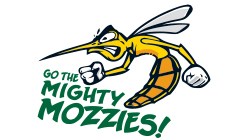 Go the Mighty Mozzies! Custom Temporary Tattoo