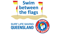 Surf Life Saving Queensland Custom Temporary Tattoo