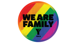 YMCA Pride We Are Family Custom Temporary Tattoo