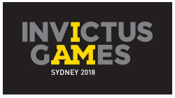 Invictus Games Sydney 2018 Custom Temporary Tattoo