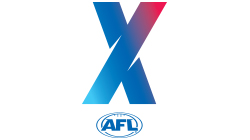 AFL X Custom Temporary Tattoo